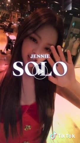Join The Jenniesolo Challenge On Tiktok Show Me Your Best Dance Using Jennie S Exclusive Filter