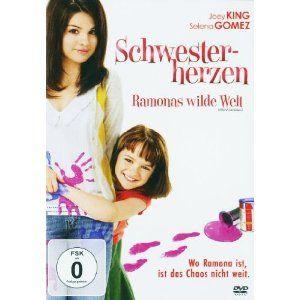 Schwesterherzen - Ramonas wilde Welt: Amazon.de: Joey King, Selena Gomez, John Corbett, Beverly Cleary, Mark Mothersbaugh, Elizabeth Allen: Filme & TV