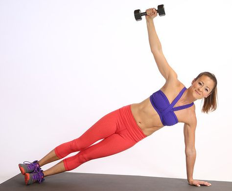 Bikini Workout With Weights | POPSUGAR Fitness