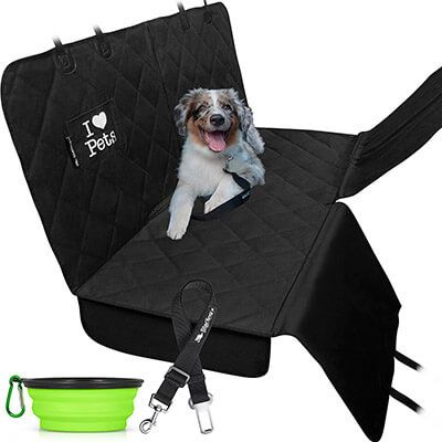 Top 10 Best Car Seat Covers For Dog In 2021 Reviews Amaperfect Pet Car Seat Covers Pet Car Seat Dog Car Seats