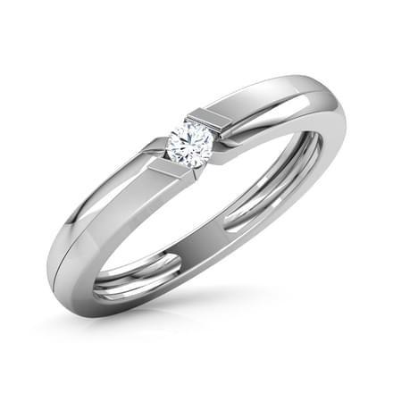 Justin Platinum Ring For Men Rings For Men Mens Ring Designs Gents Ring