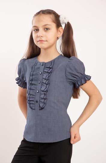 Блузки своими руками для подростка