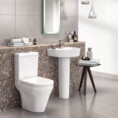 Marvelous The Toronto 4 Piece Suite Will Uplift A Dated Bathroom Caraccident5 Cool Chair Designs And Ideas Caraccident5Info