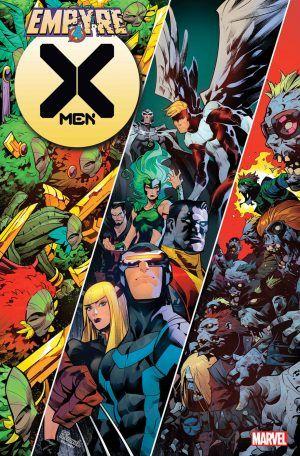 Empyre X Men 4 Inside Pulse In 2020 X Men Xmen Comics Marvel