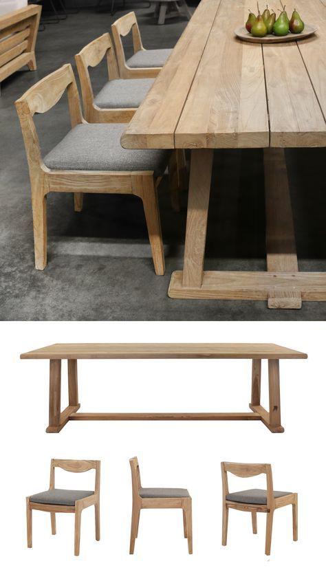 Joseph Reclaimed Teak Dining Table Design Warehouse Nz Teak Dining Table Dining Room Chairs Modern Dining Table