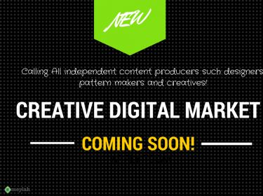 Calling all Independent Creative Content Producers for Creative Digital Market