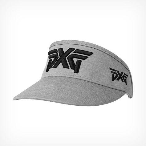 eff7b0188662c PXG New Era Shadow Tech Tour Visor Gray Keep the sun out of your eyes while  you let your head breathe with PXG s tour visor by New Era.