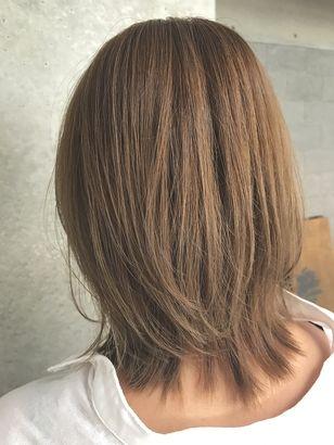 2020年夏 ミディアムの髪型 ヘアアレンジ 人気順 52ページ目