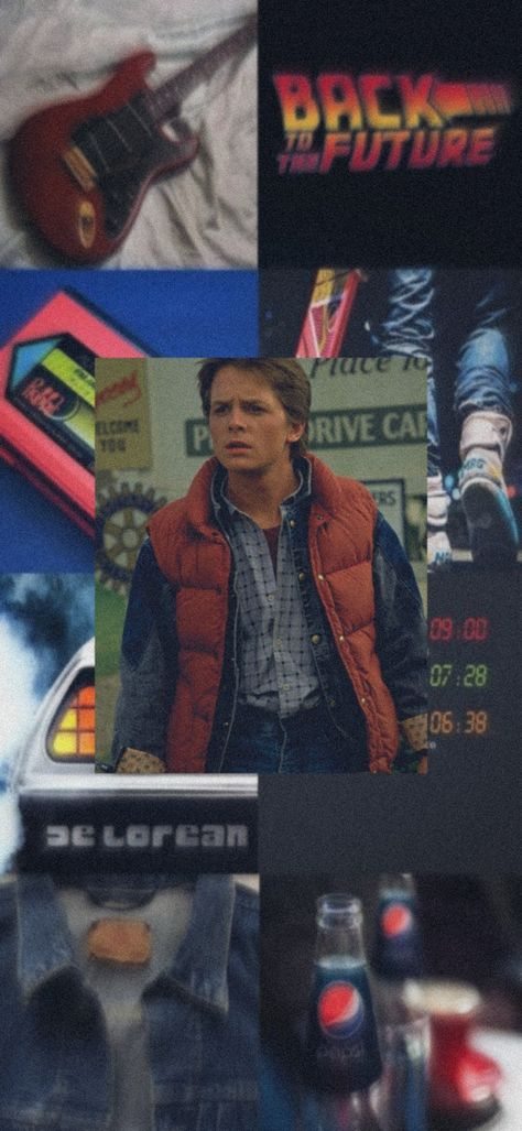 Marty Mcfly Wallpaper