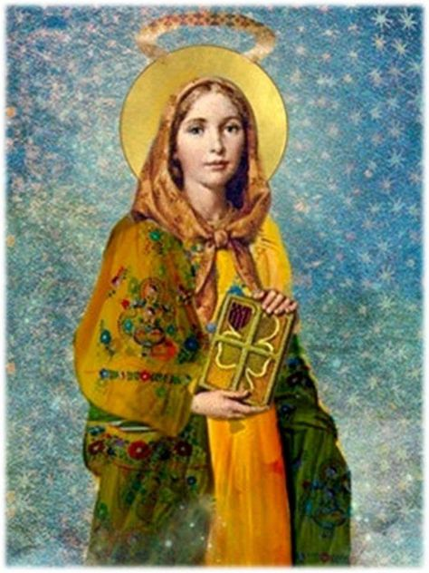 My Discovery Of St. Dymphna: Patron Saint Of Anxiety