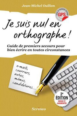 La Faculte Telecharger Je Suis Nul En Orthographe Pdf Learn French French Books Book Marketing