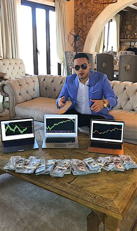 Copy LIVE Forex Signals | 93.7% Win Rate