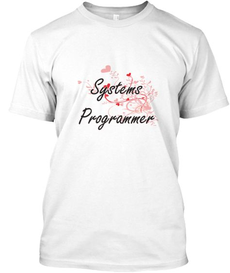 Systems Programmer Heart Design Heart, Heart designs and Design - system programmer job description