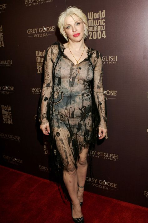 The Best Looks From Courtney Love, Queen of Fashion