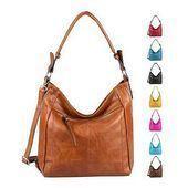WOMEN & # 39; S BAG SHOPPER leather look HOBO TOTE shoulder bag shoulder bag ...#bag #hobo #leather #shopper #shoulder #tote #women