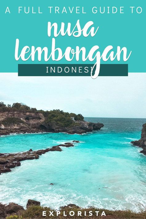 Here are all the top things to do in Nusa Lembongan near Bali, Indonesia. #nusalembongan #bali #indonesia #islandtravel #southeastasia #asiatravel