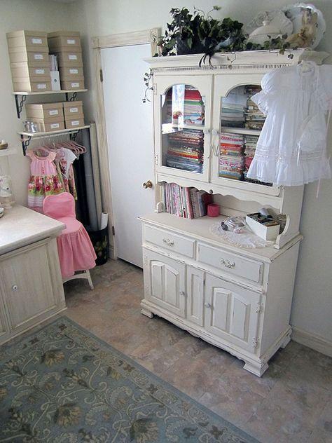 Rod under shelf for hanging dresses