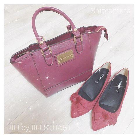 bag . . 購入品 . JILL by...
