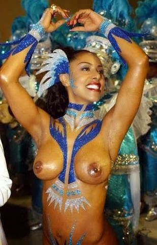 Remarkable, rather Rio carnival sexy nude women opinion