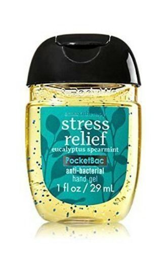 Aromatherapy Eucalyptus Pocketbac Spearmint Stress Relief