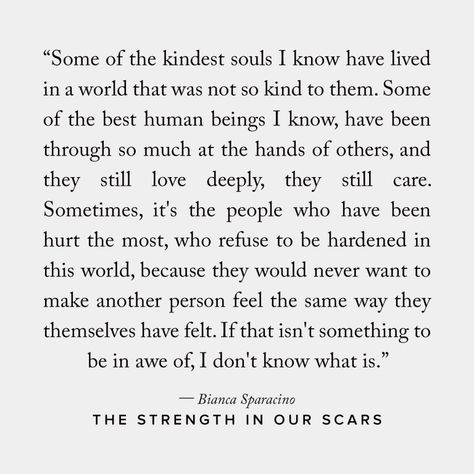 The Strength In Our Scars, a Book by Bianca Sparacino | Shop Catalog