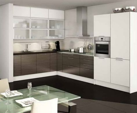 Image of Top 2014 Small L Shaped Kitchen Designs With Island - k chenzeile l form