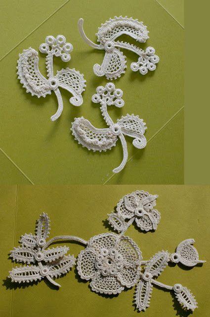 Irish Crochet Together: A True Collaboration