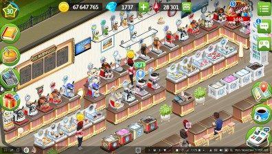 My Cafe Hidden Cafe Prestige Points Cafe The Prestige Cute Cafe
