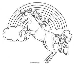 Free Printable Rainbow Coloring Pages For Kids Cool2bkids In 2020 Coloring Pages Unicorn Coloring Pages Coloring Pages For Kids