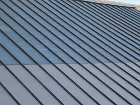 Standing Seam Metal Roof With Solar Panels A Metal Roof With Built In Solar Panels Is The Most Energy E In 2020 Standing Seam Metal Roof Solar Panels Best Solar Panels