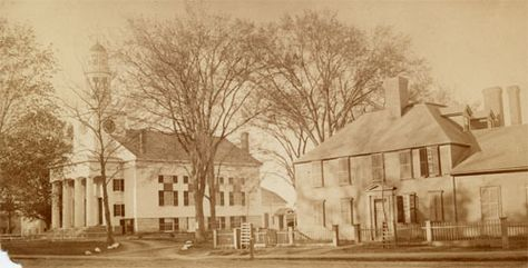 3rd Meeting House and Wright Tavern in Concord