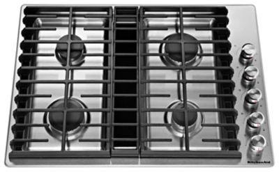 30 4 Burner Gas Downdraft Cooktop Stainless Steel Major Kitchen Appliances Kitchen Stove Kitchen Appliances