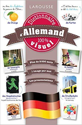 Telecharger Dictionnaire Visuel Francais Allemand Pdf Par Des Langues Tout En Images Books Ebook World Of Books