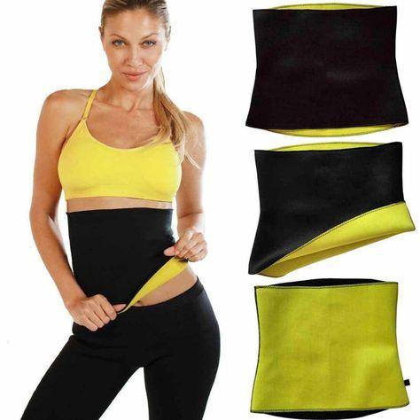 Body Shaper Tummy Trimmer Waist Cincher Shapewear Girdle Corset Slimming Belt