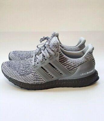 Adidas Mens Ultra Boost Triple Grey