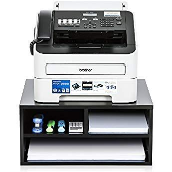 Fitueyes Drucker Stander Schreibtisch Organizer Stander Fur Drucker Fax Scanner Dokum Ordnung Auf Dem Schreibtisch Burobedarf Organisieren Schreibtisch Holz