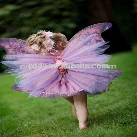 Source 2018 High quality Fairy girl dress with butterfly wings/dresses of party for girls of 8 years/Girl Frocks for Costume party on m.alibaba.com