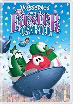 Veggietales An Easter Carol Veggietales Easter Movies Easter Kids