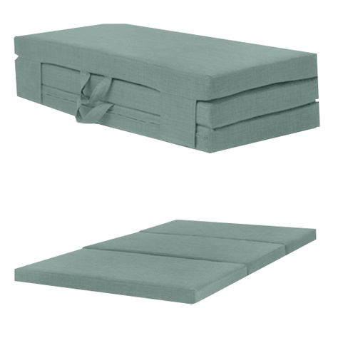 Fold-Out-Guest-Mattress-Foam-Bed-Single-Double-Sizes-Futon-Z-bed-Folding -Sofa  sc 1 st  Pinterest & Details about Fold Out Guest Mattress Foam Bed Single u0026 Double Sizes ...