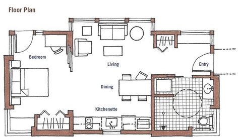 Ada universal design on pinterest wheelchairs design for Ada home plans