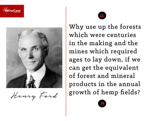 Industrialhemp Henryford Quotes Hempquotes Hempfields Industrial Hemp Body Care Quotes