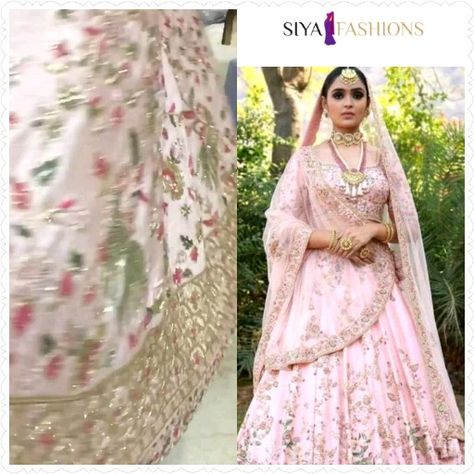 Pink Indian Bridal Wear