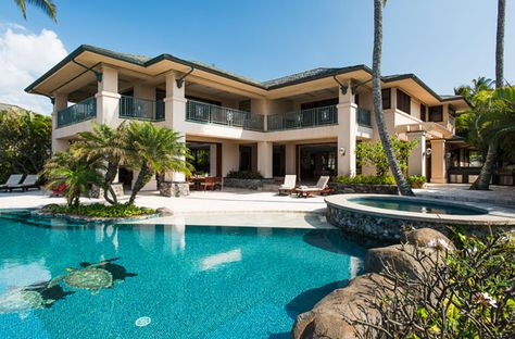 Mansions On The Beach With Pool resim Pinterest Mansion - villa mit garten und pool