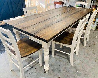 36+ Chunky farm table most popular