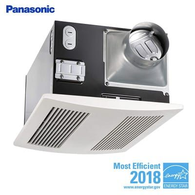 Top 12 Best Bathroom Exhaust Fans With Heaters In 2019 Bathroom