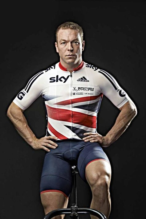 I didn't know this athlete before I read this article on him.Chris Hoy just took his pension of cycling but he quit the cycling world as a legend.Chris Hoy has been a world champion eleven time and he won 6 gold Olympic medals.This British athlete is really in shape and the world will probably say a big thank you to this bicycle legend because Chris prove to us that everything is possible when you want.