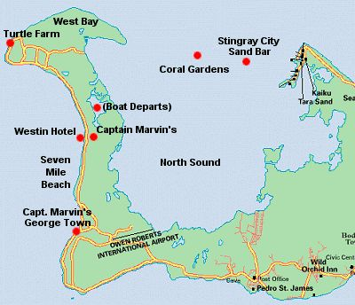 Best Cayman Islands Images On Pinterest Cayman Islands Grand - Cayman islands cities map