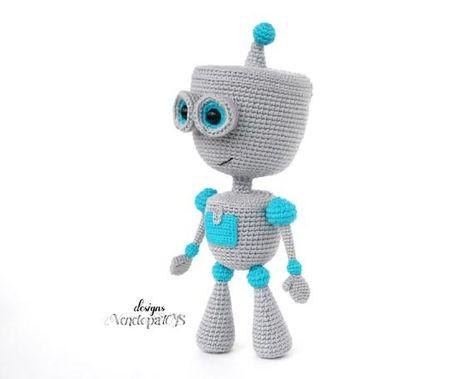 Crochet Penguin PATTERN - Amigurumi Crochet Toy Pattern - Arnold ... | 379x474