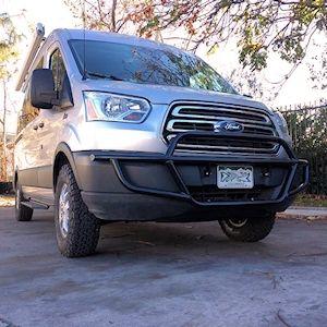 Ford Transit Furgon Ft 350 L Sevilla Ford Transit Coches Usados Furgoneta