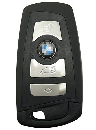 Horande Replacement Smart Keyless Entry Remote Control Key Fob Case Fit For Bmw 1 3 4 5 6 7 F Series X3 X5 M2 M5 F10 235ix 320 Key Control Key Bmw Key Keyless